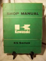 Kawasaki KS Series Shop Manual - $16.39