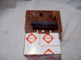 FSP Part, Control Dry Dr. Part #661513 - $19.26