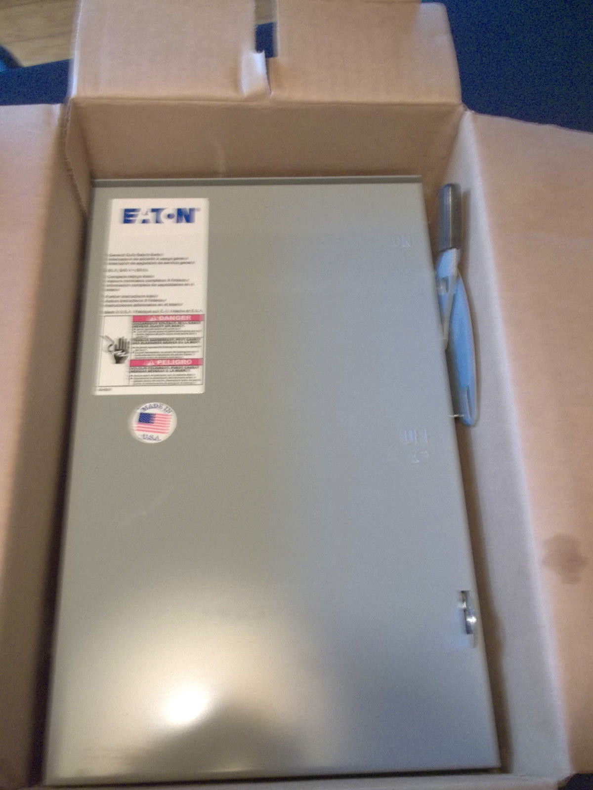 Eaton Safety Switch: 2 listings