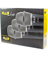 CAD Audio - d32x3 - Paquete de 3 D32 Supercardioide Dynamic Micrófono Vocal - $54.39