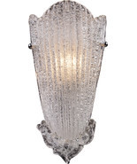 Elk 1510/1 Providence Wall Sconces 8in Antique Silver Leaf 1-light - $202.00