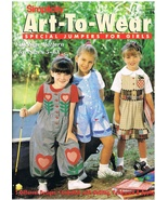 Simplicity Art to Wear Special Jumpers to Sew f... - $8.99