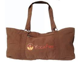 YogaFree Yoga Mat Tote Bag - Chocolate - $402,39 MXN