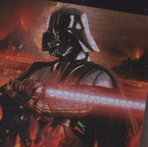 Brand New Star Wars Jigsaw Collectors Puzzle Dart Vader 1000 piece Fast ... - $8.59