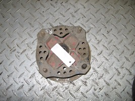 HONDA 1991 300 EX  2X4 RIGHT FRONT HUB WITH BRAKE ROTOR DISC  PART 30,498 - $35.00