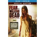 Fear the Walking Dead Season 1 (Blu-ray 2-Disc Set) Collectible Lenticular Cover