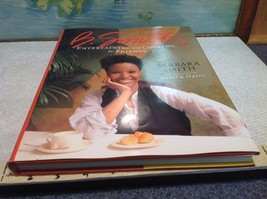 B Smiths Entertaining and Cooking For Friends Cookbook Partybook