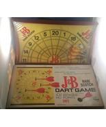 Vintage J & B Rare Scotch Dart Game Cadaco Saftee 1976 USA NIB - $29.69