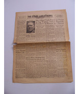 STARS & STRIPES MAY 21 1945 ALLIED IN JAP WATERS HITLER ASK 2 B KILLED N... - $48.51