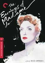 The Earrings of Madame De... (DVD, 1953, Criterion Collection)