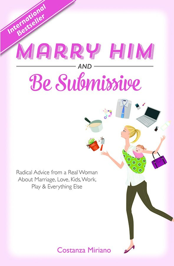 Marry him and be submissive 2644