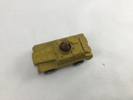 Vintage MATCHBOX Rolamatics 28 Stoat 1973 Made in England - $11.29