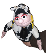 "Professional ""Cowgirl"" Muppet Style Ventriloquist Puppet * Custom Made - $99.88"