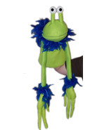 "Professional ""Rosswell the Alien"" Muppet Style Ventriloquist Puppet *Cus... - $99.88"
