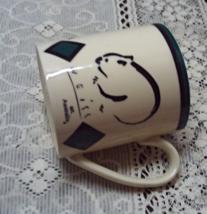 Vintage Weiss Art Australia Coffee Cup Kangaroo Wombat Kola Bear - $8.00
