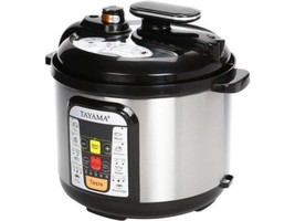 Hot Sale! $57.95 Tayama 5-Quart 5-in-1 Multi-Cooker and Pressure Cooker B8 - $57.95