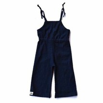 Toddler Kid Baby Girls Denim Long Strap Jumpsuit Romper Playsuit Outfit - $12.07+