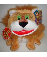 PLAY FACE PALS Plush Lion NWT All Ages Jay Play Pal Challenge - $16.99