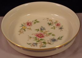 Lenox Morning Blossom Coupe Soup Bowl, Mint - $45.00