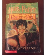 Harry Potter and the Goblet of Fire - Paperback - Gently Used - 2002 Pri... - $10.00