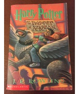 Harry Potter and the Prisoner of Azkaban - Paperback - Gently Used - 1999  - $8.00