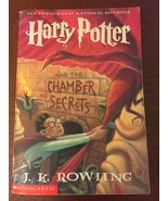 Harry Potter and the Chamber of Secrets - Paperback - Gently Used - 1999  - $8.00