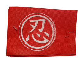 "Ninja ""Red Headband"" Clothing for Large Puppets * Puppet Accessory - $4.88"