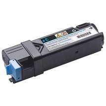 Genuine Dell 769T5 Cyan Toner 2500 Yield 331-0716 for 2150cn/2150cdn/2155cn/2155 - $95.36