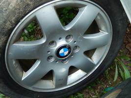 Bmw aluminum rims   tires  4  thumb200