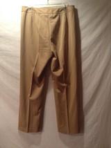 Bandolino Ladies Petite Biege Stretchy Dress Pants Size 12P image 4