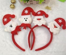 Christmas LED Light Hair Band Headband Accessories image 4