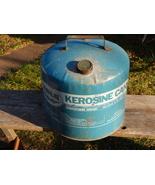 Vintage Blue 5 Gallon Kerosene Can - $15.00