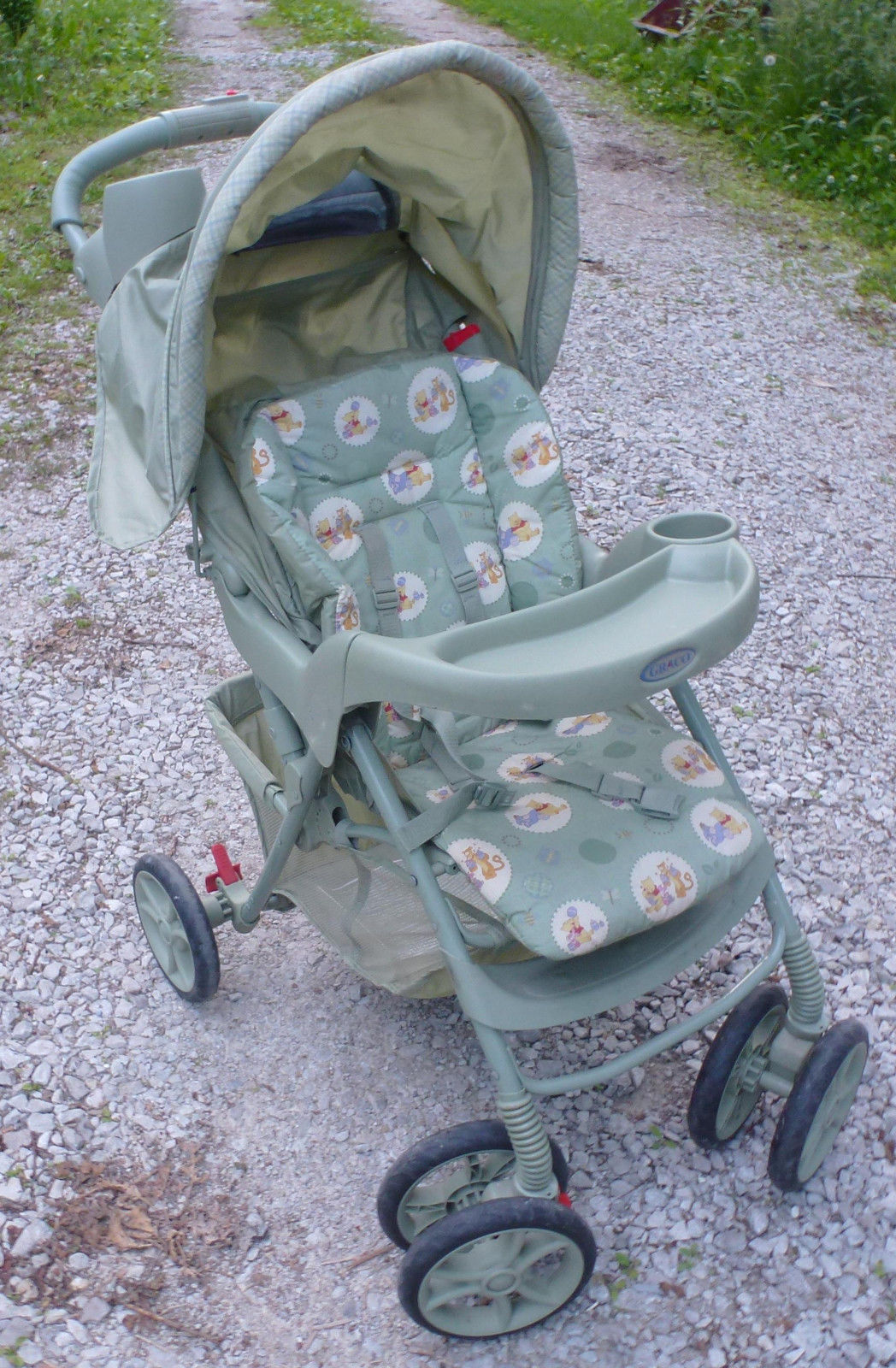 GRACO Single Seat Winnie The Pooh Stroller and 50 similar ...