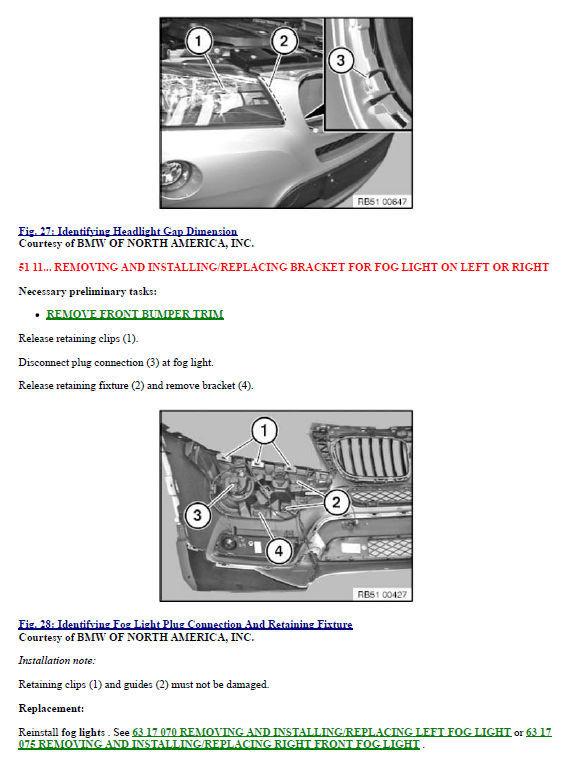 Bmw X3 2010 2011 2012 2013 2014  F25  Oem Service Repair Manual   Wiring Diagram