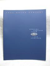 FORD SVT CONTOUR NOS Dealer Brochure-Automotive Literature Collectible-D... - $19.50