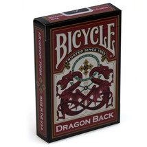 Dragon Back -  Playing Cards - Bicycle - $10.99