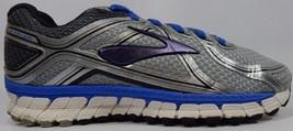 Brooks Adrenaline GTS 16 Men's Running Shoes Sz 7.5 2E WIDE EU 40.5 1102122E181