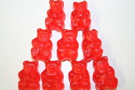 Gummy Bears Albanese Red Raspberry, 5LBS - $22.76
