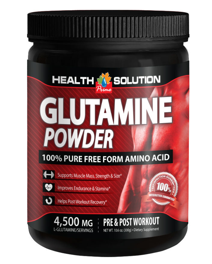 glutamine powder for weight loss