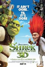 Shrek Forever After (The Final Chapter) - 27X40 D/S Original Movie Poste... - $19.59