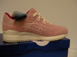 shoes men 5 red iii new box running 10 lyte classic Asics with us size gel 5n4UxZWqw