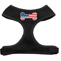 Bone USA Flag Mesh Harness - $21.95