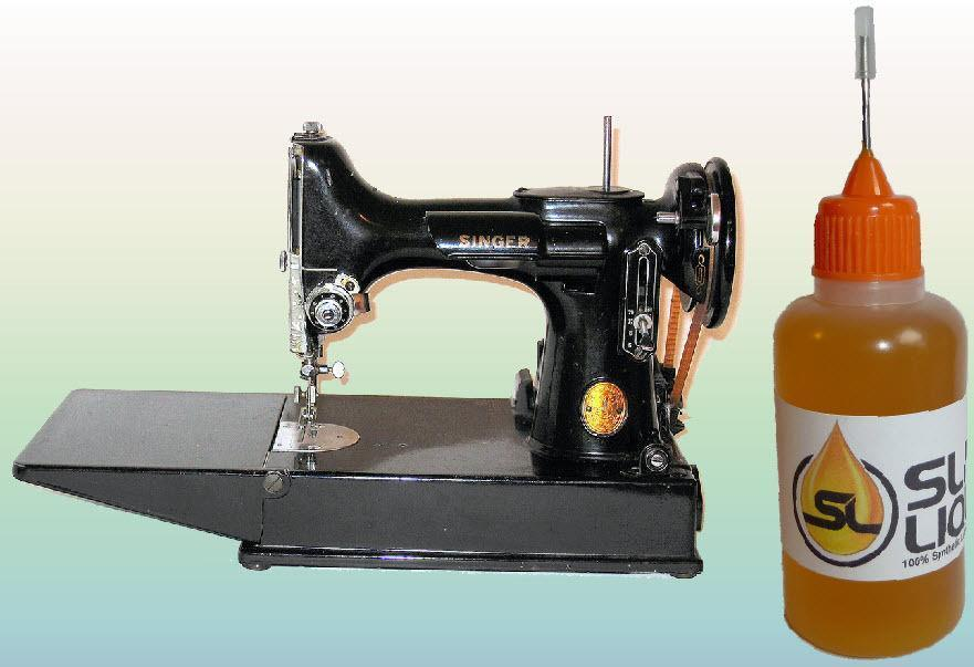 sewing machine lube