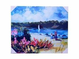 Big Canvas Landscape Decor Painting 23 1/2'' x 19 1/2'' x 1 1/4'' - $39.17