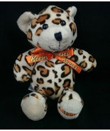 """Reese's 6"""" Leopard Spotted Teddy Bear Plush Candy Reese Cup Toy - $8.99"""