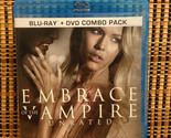 Embrace of the Vampire: Unrated Edition (2-Disc Blu-ray/DVD, 2013)Remake. Horror