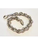 Sterling silver 925 bracelet 7'' long - $60.00
