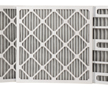 16x20x1 (12 Pack) Charcoal Pleated Filter ODOR CONTROL Furnace Home HVAC AC