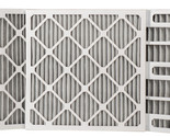 12x24x4 (6 Pack) Charcoal Pleated Filter ODOR CONTROL Furnace Home HVAC AC