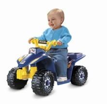 Quad Bike Electric Kids ATV Styling Power Wheel... - $86.02